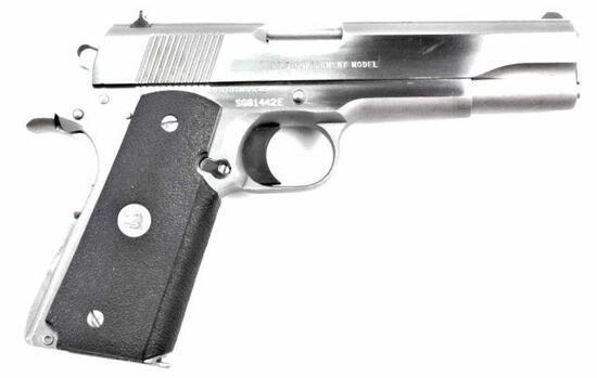 Colt - MK IV Series 80 - .38 Super