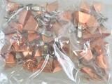 (37) Copper Pole Alarm Bells