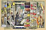 Plano 8600 Tackle Box with Tackle