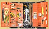 Flambeau Tackle Box with Tackle