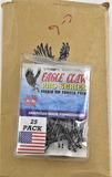 (10) Eagle Claw Pro Series 25 ct pks Size 5/0