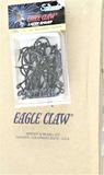 (10) Eagle Claw L254BKU O'Shaughnessy Size 7/0