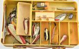 Plano Mini Magnum Tackle Box W/Tackle