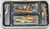 UMCO P-9 Tackle box with Small Tackle