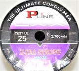P-Line 25 lb. Test 2700 yds