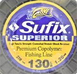 Sufix Superior 130 lb. Test 370 yds