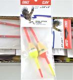 (25) Eagle Claw 3/4