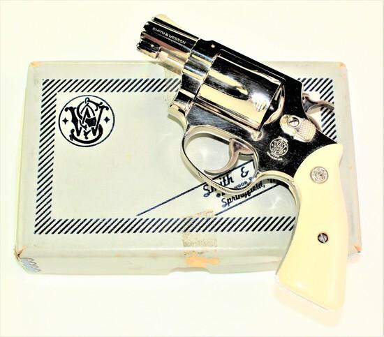 Smith & Wesson - Model 36 - .38 S&W Spl.
