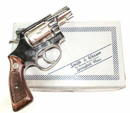 Smith & Wesson - Model 34-1 - .22 lr