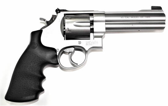 Smith & Wesson - Model 625-4 - .45 cal