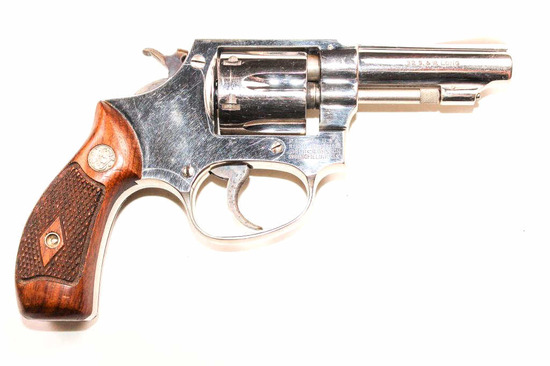 Smith & Wesson - .32 Hand Ejector - .32 S&W Long