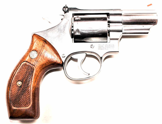 Smith & Wesson - Model 66-3 - .357 Magnum