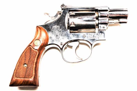 Smith & Wesson - Model 15-3 - .38 S&W Spl.