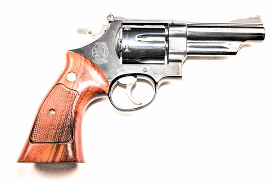 Smith & Wesson - Model 25-2 - .45 Colt