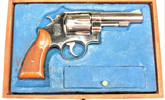 Smith & Wesson - Model 58 - .41 Magnum