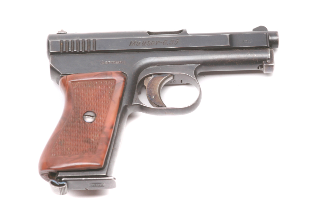 Mauser - 1910/14 - 6.35mm/.25 ACP - Pistol
