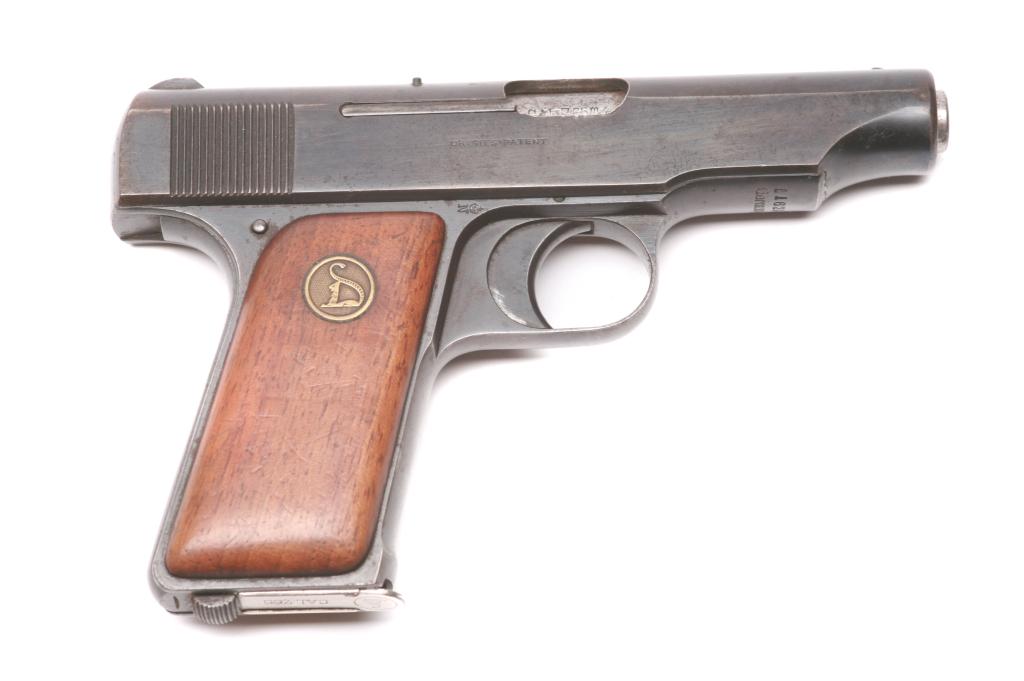 Deutsche Werke - Otgies - 7.65mm - Pistol