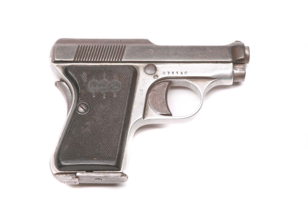 Beretta - 418 - 6.35mm/.25 ACP - Pistol