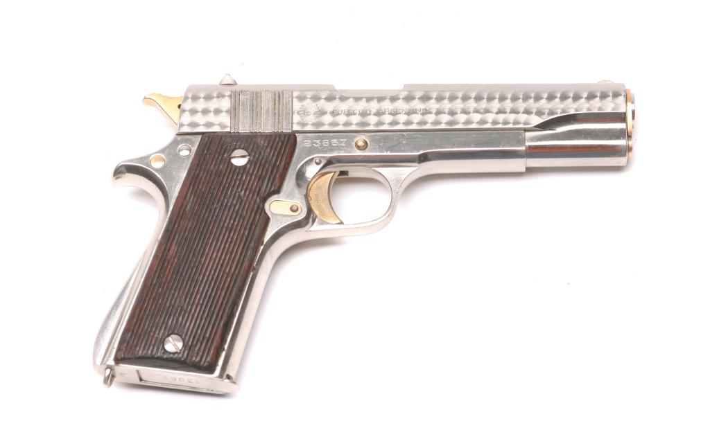 Fabricada Por Hafdasa - Ballester Monlina - 11.25mm - Pistol
