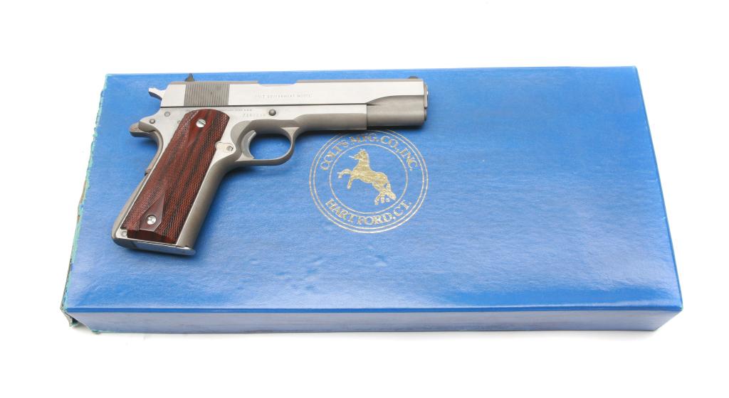 Colt - MK IV/Series 70 - 45 ACP - Pistol