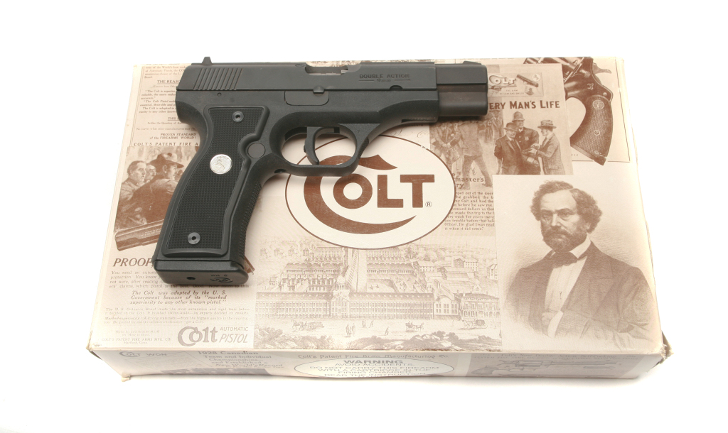 Colt - 2000 All American - 9mm - pistol