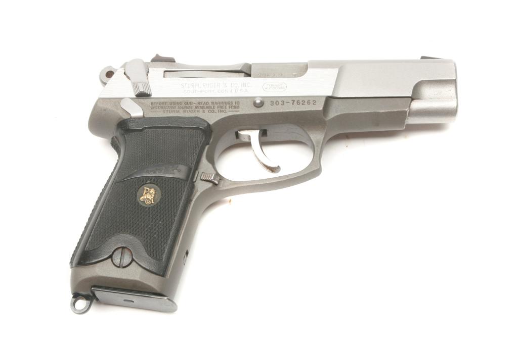 Ruger - P85 Mk II - 9mm - Pistol