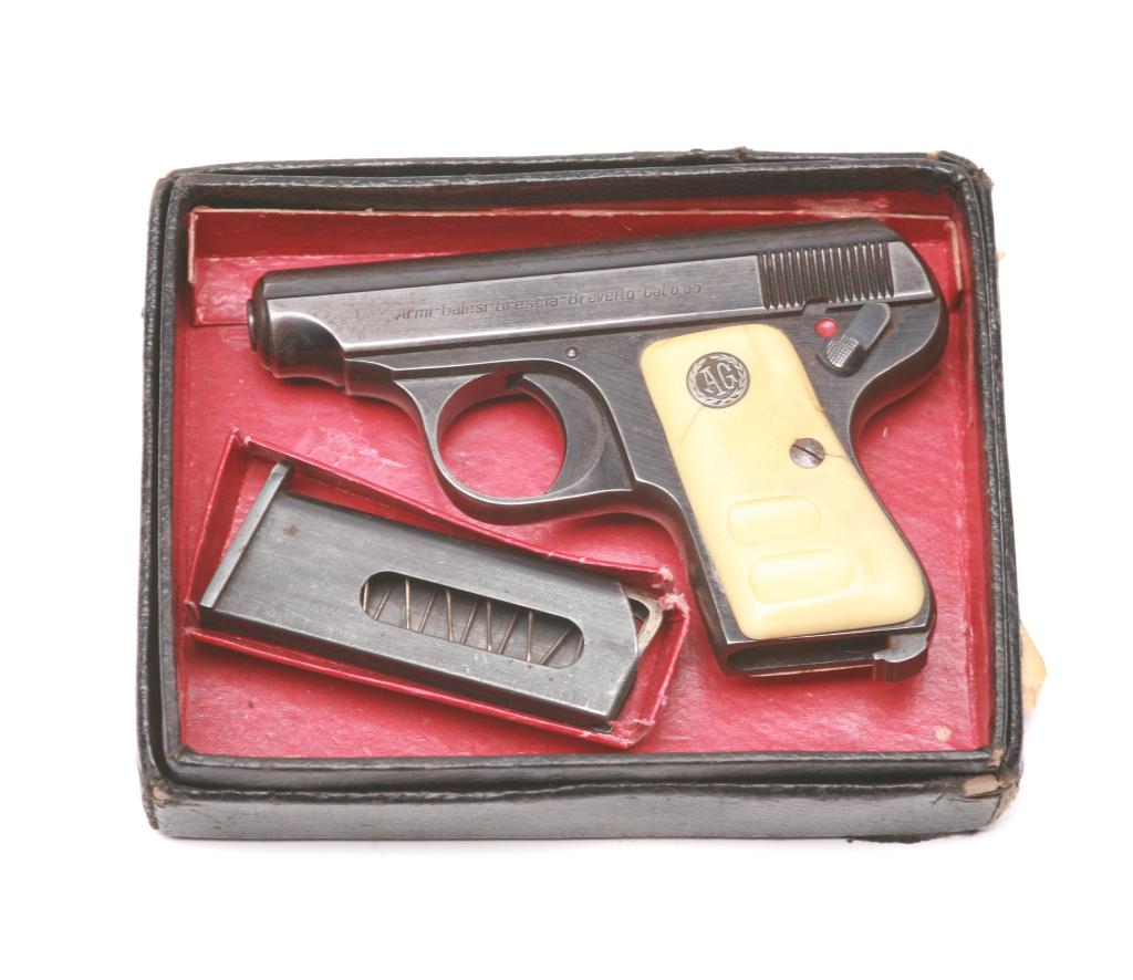 Galesi - 503b - 6.25mm/.25 ACP - Pistol