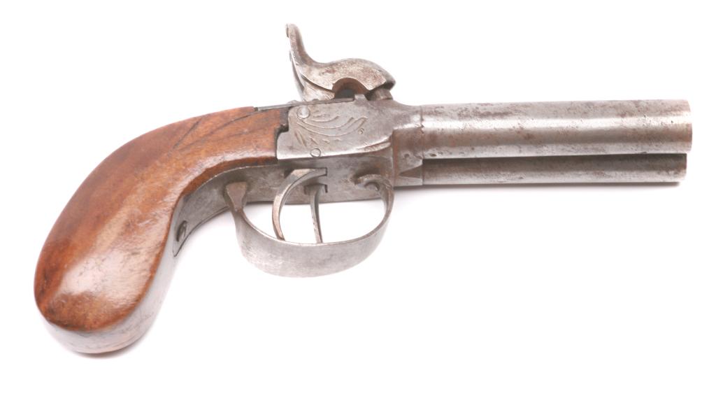 Belgian - SxS - 41 Cal - pistol