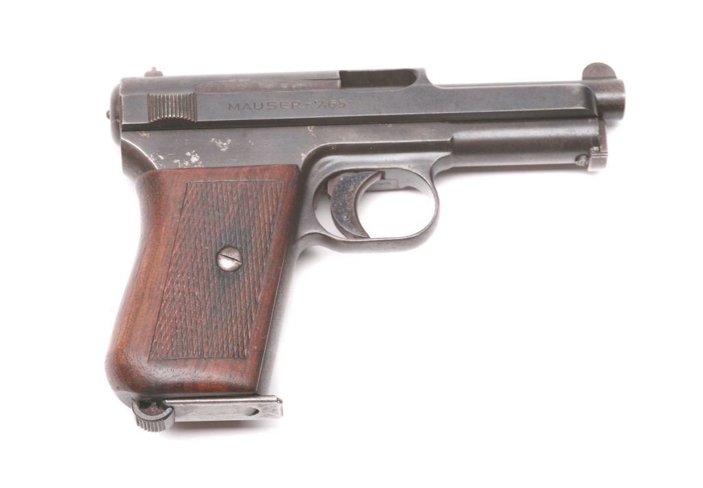 Mauser - 1914 - 7.65mm - Pistol