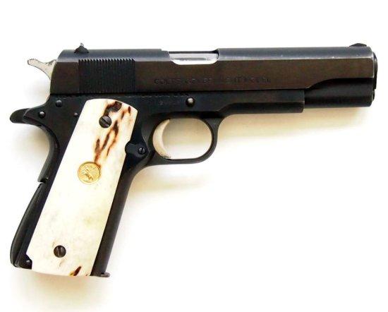 Colt Mk IV Series '70 .45 ACP