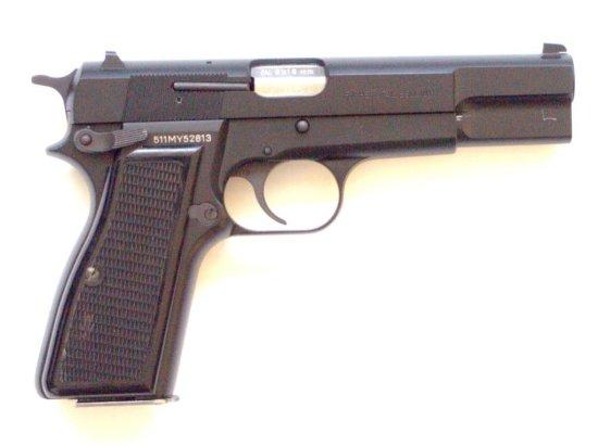 FN HP-SA 9mm Luger