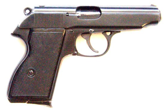 Hungarian R-61 9x18mm