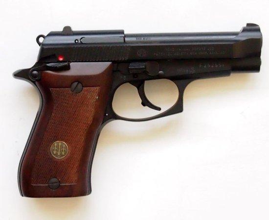 Beretta 85F .380 cal