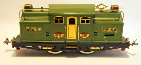 Lionel Engine No. 318E - Prewar