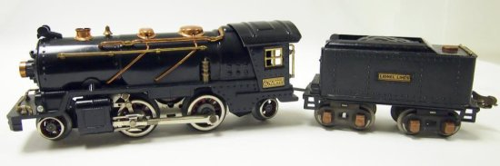 Prewar Lionel Locomotive 2-Piece Set
