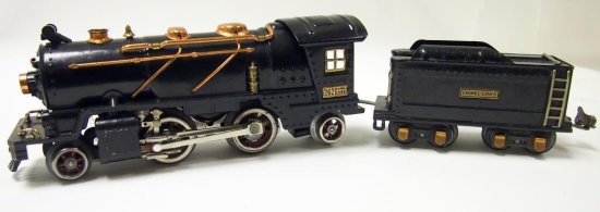 Lionel Locomotive 2-Piece Set - Prewar