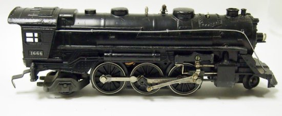 Lionel Postwar Era Locomotive No. 1666