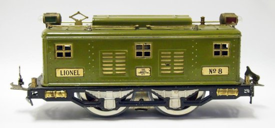 Lionel 3-Piece Train Set - Prewar