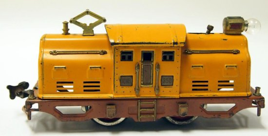 Lionel Engine No. 250 - Prewar