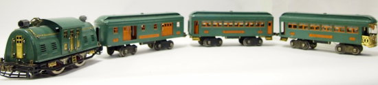 Lionel 4-Piece Train Set - Prewar