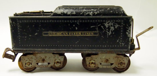 American Flyer Tin Tender