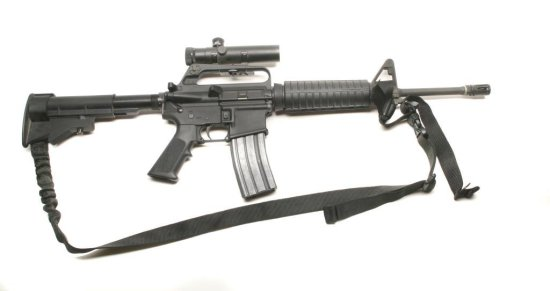 D.P.M.S. Panther Arms AR-15 .223 (5.56mm NATO)