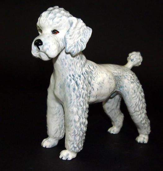 Goebel Standing Poodle
