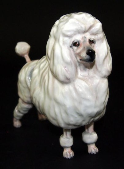 Royal Doulton Standing Poodle