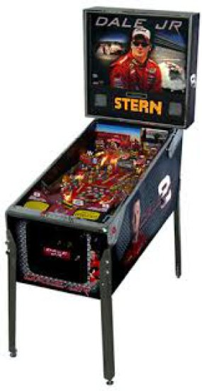 Stern Mfg. - Dale Jr Pinball Machine