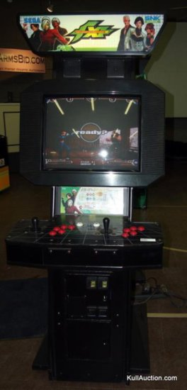 Sega Mfg. - The King of Fighters XI