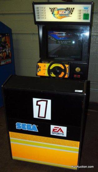 Sega Mfg. - Nascar Arcade