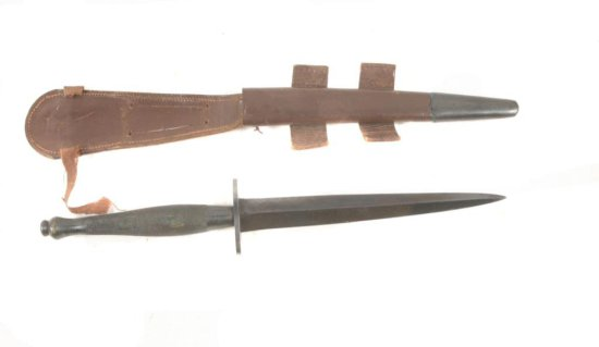 Scarce Fairbank & Sykes Commando Dagger