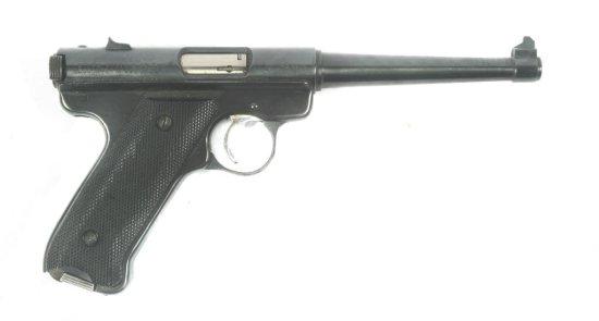Ruger Silver Eagle Standard .22 LR