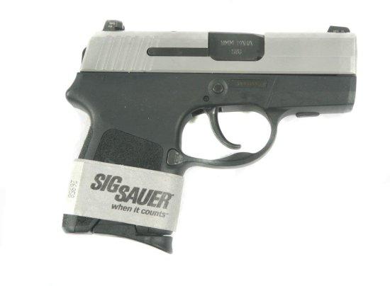 Sig Sauer P290RS 9mm Para